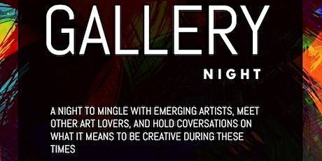 OurSpace Art Gallery Night tickets