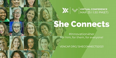 She Connects at Venture Café Cambridge tickets
