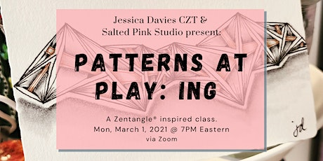 Patterns at Play: ING tickets