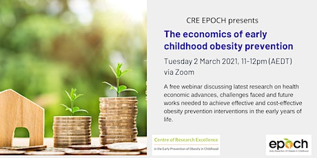 The economics of early childhood obesity prevention tickets