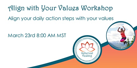 Align Your Values Workshop tickets