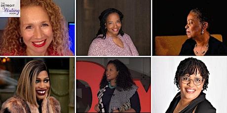 Detroit Writing Room Black Voices Series: Romance Authors tickets