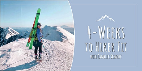 4-Weeks to Hiker Fit (Back By Popular Demand) tickets