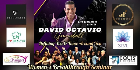 Women Empowerment Seminar -   Defining YOU & Those Around YOU tickets