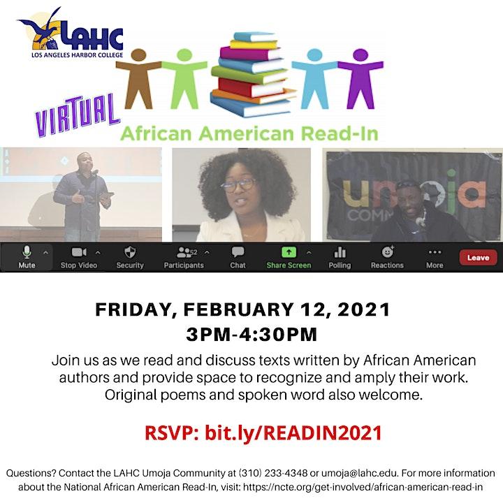 Umoja Community Region 4 - Black History Month Events image
