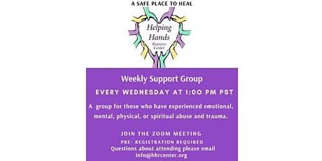 Domestic Violence Support Group tickets