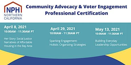 NPH Community Advocacy & Voter Engagement (CAVE) Part 2 tickets