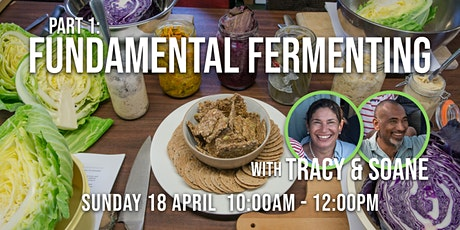 Part 1: Fundamental Fermenting, with Tracy & Soane tickets