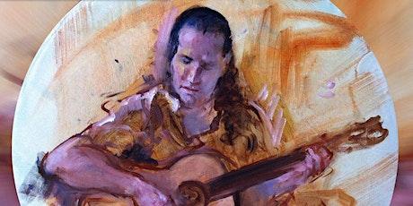 Flamenco Guitarist Tony Silva Thursday March 11 @ 7pm tickets