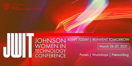 2021 Johnson Women in Technology Conference entradas