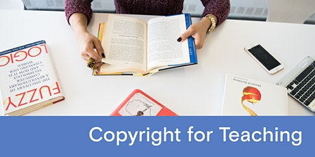 Copyright for Teaching tickets