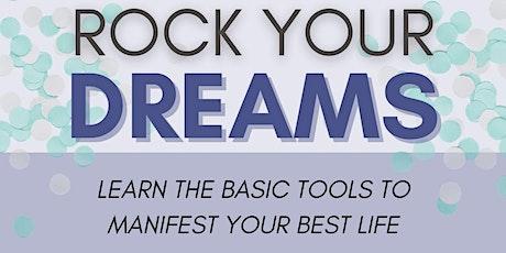 Rock Your Dreams Workshop tickets
