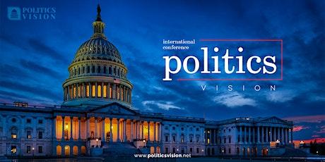 Politics Vision International Conference tickets