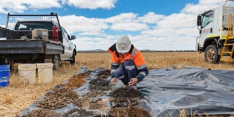 North Central Victorian Goldfields mineral exploration information sessions tickets