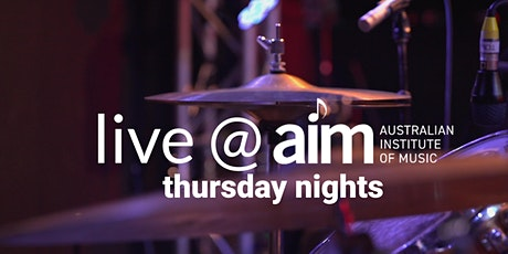 Thursday Night Live @ AIM 2021 tickets