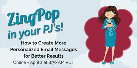 How to Create More Personalized Email Messages for Better Results tickets