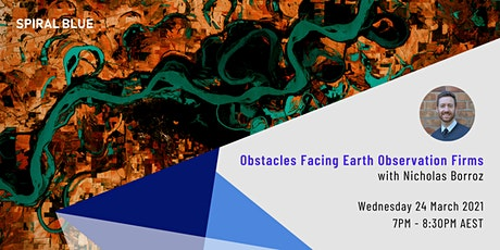 Obstacles Facing Earth Observation Firms tickets