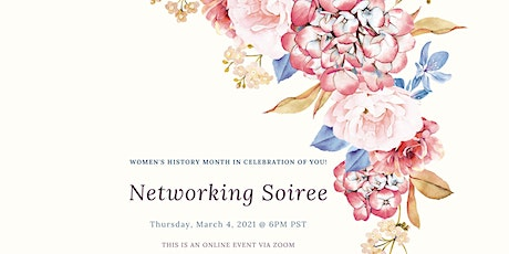 Women's History Month – It's a Party in Celebration of YOU! tickets