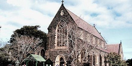 Visit the Historic Precinct of Holy Trinity Williamstown tickets