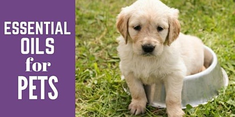 Essential Oils for Pets - tickets
