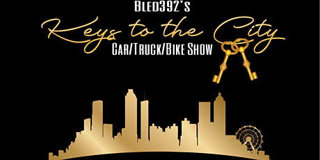 Keys To The City Atlanta Car, Truck and Bike Show tickets
