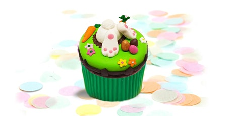 60min Easter Animal Treats Clay Sculpting -  Bunny Cupcake @4PM (Ages 5+) tickets
