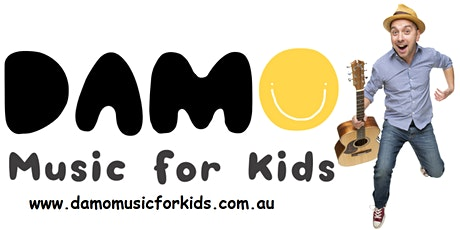 Special Event - Story Time - Damo Music for Kids tickets