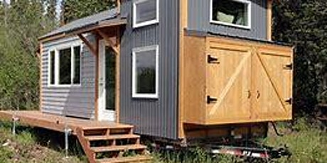 One Planet Market talks - Tiny Home design tickets