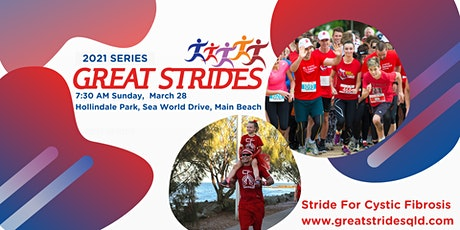 Great Strides - Gold Coast tickets