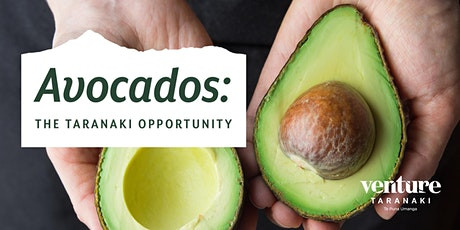 Avocados: The Taranaki Opportunity tickets