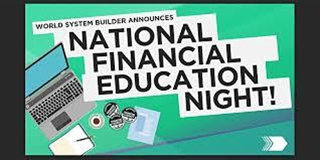 Financial Education Night tickets