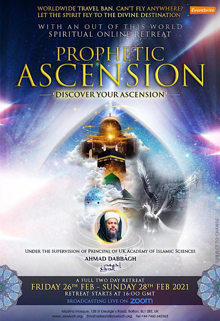 Prophetic Ascension| Declaration of Love image
