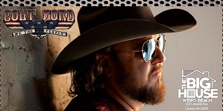 Colt Ford @ The Big House (21+ Only) tickets