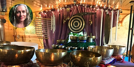 Full Moon Tibetan Bowl SoundBath + No Talking Reiki Sesh w/ Mikaela K Jones tickets