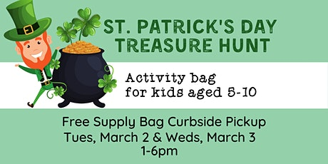 Kids' Activity: Leprechaun Treasure Hunt -- Curbside Supply Bag Pickup tickets