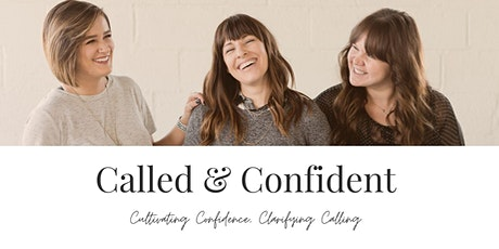 Called & Confident tickets