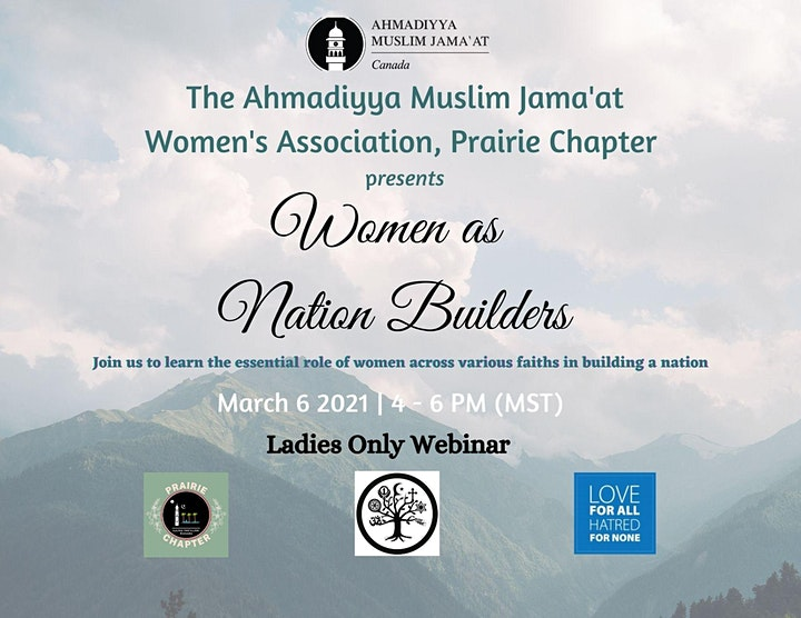 Women as Nation Builders image