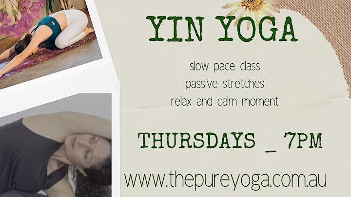 Yin Yoga and Balancing the Chakras image