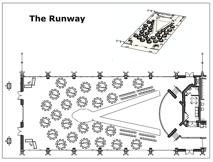 The Runway image