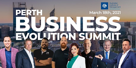BUSINESS EVOLUTION SUMMIT 2021 tickets