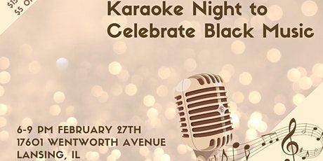 Sociawise Grand Opening Karaoke Event Celebrating Black Music tickets