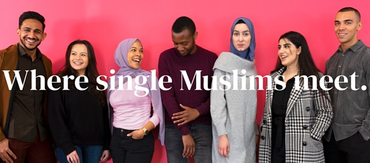 Single Muslim Professionals Speed Dating (Ages 24-45) image
