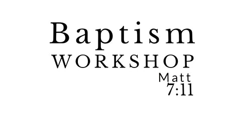Workshop : Baptism at The Son's Hat tickets