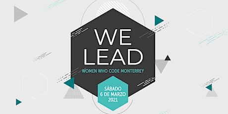 Women Who Code: We Lead boletos