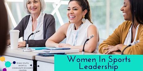 Women In Sports Leadership tickets