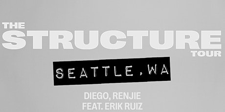 STRUCTURE SEA tickets