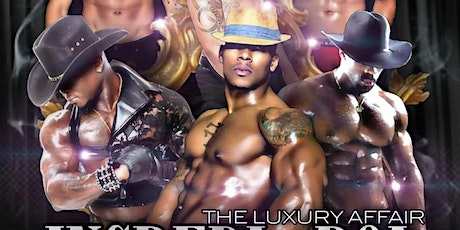 The Luxury Affair tickets