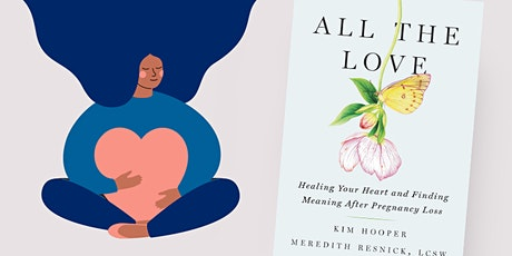 All the Love Book Launch tickets