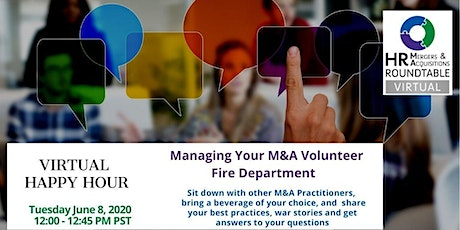 Managing Your M&A Volunteer Fire Department tickets