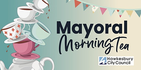 Hawkesbury City Council Mayoral Morning Tea tickets